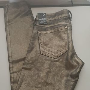 New Express Low Rise Legging Jeans
